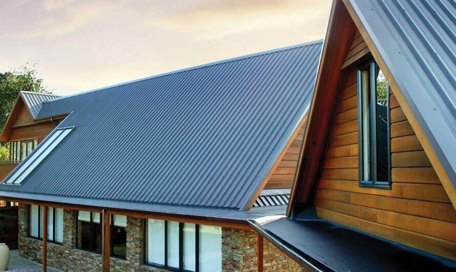 Профнастил для крыши: как выбрать
